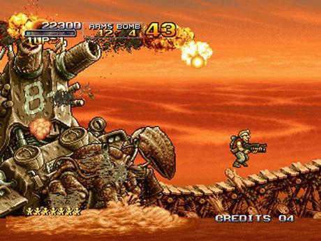 Metal Slug 3 approda su Xbox One