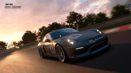 Gran Turismo Sport si aggiorna con la modalità carriera single player