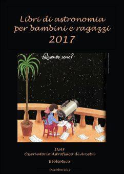 Libri d'astronomia sotto l'albero