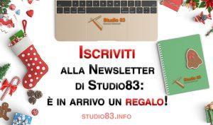 Un regalo da Studio83: come si scrive una recensione!