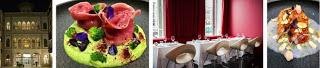 Capodanno 2018     Il SINA Centurion Palace di Venezia festeggia l'inizio del nuovo anno  con una serata all'insegna dell'eleganza e uno speciale menù  firmato dall'Executive Chef Massimo Livan