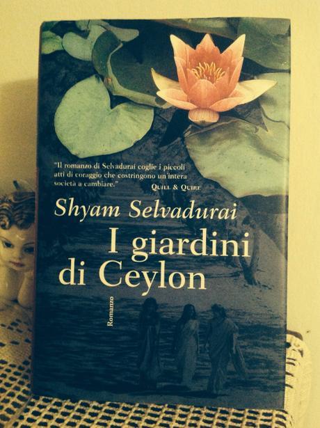 I giardini di Ceylon, Shyam Selvadurai, @ilsaggiatoreed