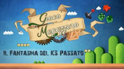 GiocoMagazzino Podcast #15 - Il Fantasma del Kickstarter Passato!