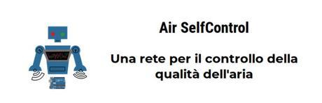 Air SelfControl – Una rete per il controllo della qualità dell'aria