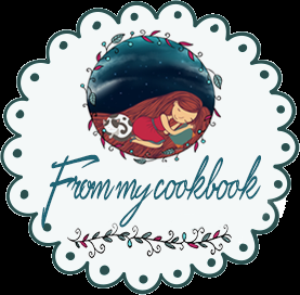 From My CookBook #13 Ricetta: