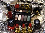 Chanel, Libre Numéros Rouges Collezione Makeup Natale 2017: scintille