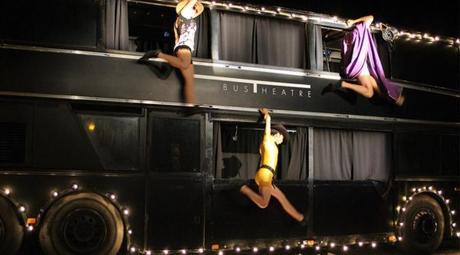 Napoli, un magico spettacolo a tema Harry Potter a bordo di un bus: info e costi