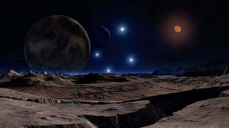 Tre astronomi dell'Università di Torino nella scoperta di un esopianeta roccioso
