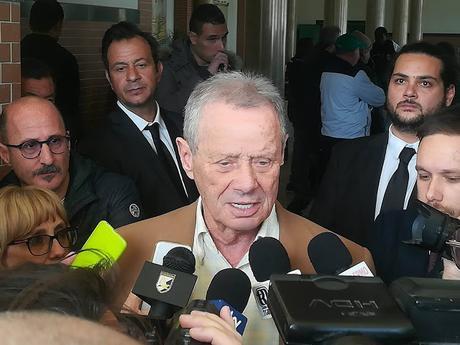 """Zamparini: """"Al Palermo manca l'affetto dei tifosi. Per me è stato l'anno peggiore… """""""