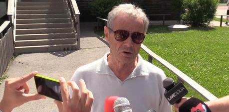 """Zamparini: """"I giocatori vanno trattati con amore, non fischiati"""