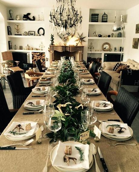Idee per la tavola di Natale