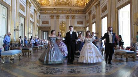Gran Ballo Borbonico nella Reggia di Caserta: ingresso a 3 euro per tutta la Reggia