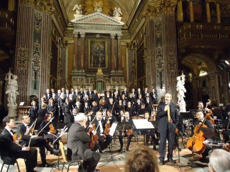 Concerto di Natale dei Cantori di Posillipo gratis nel Duomo di Napoli