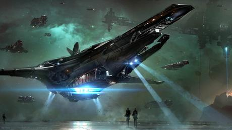 Star Citizen: Mark Hamill nel nuovo trailer di Squadron 42
