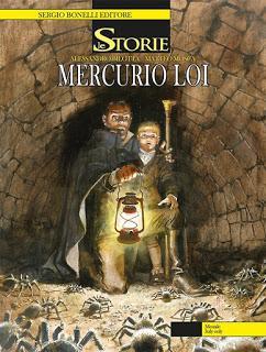 Le Storie 28 (ossia Mercurio Loi numero Zero)
