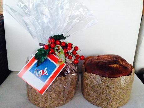 come fare un (ma anche 3) regalo(i) gourmand in due ore, due euro, due minuti (per incartare) - il valzer dei panettoni parte II