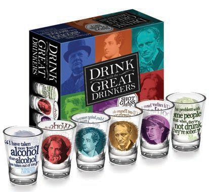 Great Drinkers Shots