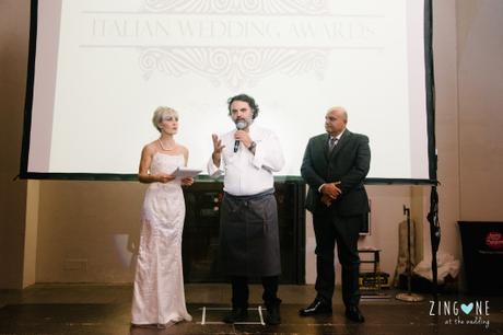 La notte degli Oscar: i vincitori per il 2017 dell'Italian Wedding Awards®