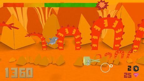 Squalo tigre di carta - la recensione di Derrick the Deathfin - Recensione - iPhone