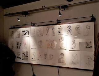I lavori di Giorgio Testi in mostra