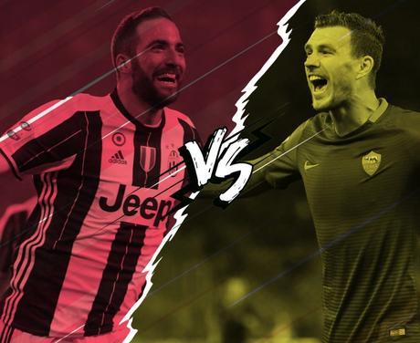 Juventus – Roma ai rAAggi X