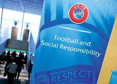 Approvata la revisione della strategia di Responsabilità Sociale UEFA per il 2017-21