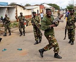 L'esercito ugandese attacca con un raid i ribelli Adf in Congo Kishasa