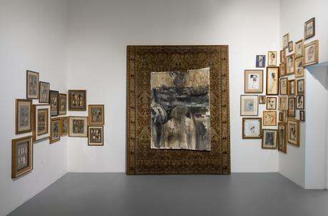 seipersei _ Antonio Marras @ Galleria Massimo Minini