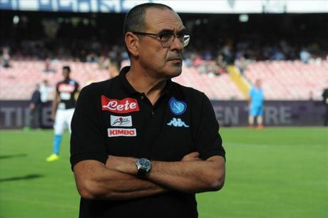 """Sarri: """"Marek straordinario, il record è tanta roba. Juve-Roma? Stasera vedo mia madre"""""""