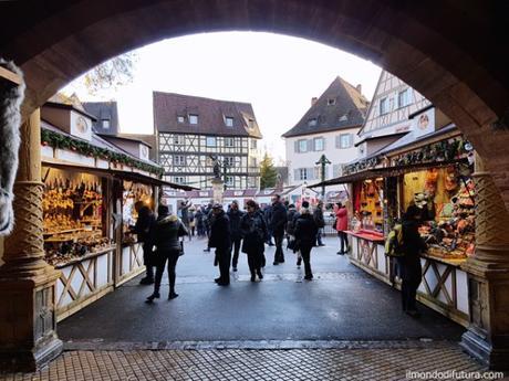 Colmar e Riquewihr (Alsazia): mercatini di Natale e non solo.