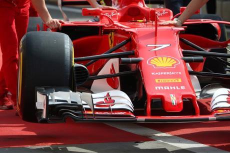 F1 | La Ferrari 2018 supera i primi crash test