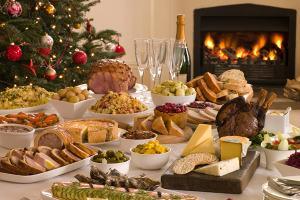 Il pranzo di Natale e la carestia di domani