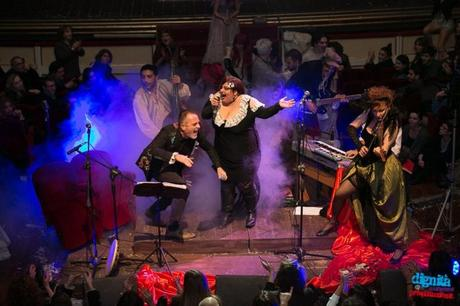 Dignità Autonome di Prostituzione a Napoli al Teatro Bellini | Capodanno 2018 a Napoli
