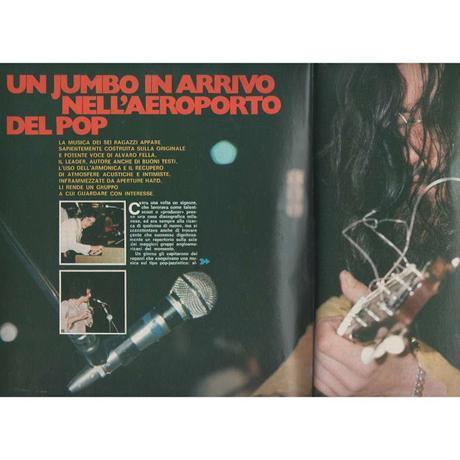 Jumbo su CIAO 2001 il 24 dicembre 1972