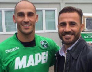 SASSUOLO, Paolo Cannavaro dice addio. Su Instagram il messaggio commovente