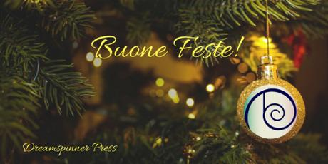 Buon Natale da Dreamspinner Press!