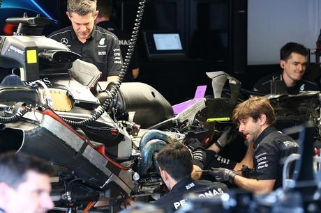 F1 | Mercedes non ha ottimizzato al 100% il progetto 2017