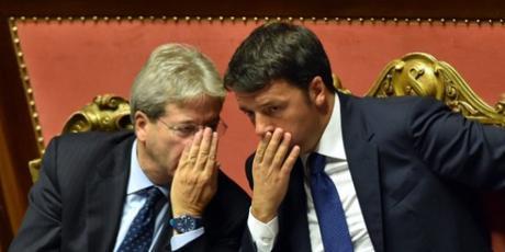 Renzi-gentiloni