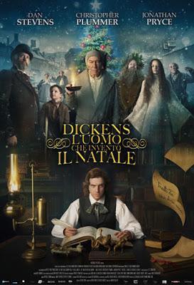 DICKENS - L'UOMO CHE INVENTO' IL NATALE
