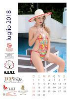 Top Fashion Model: Svelato il Calendario 2018 a favore di LILT