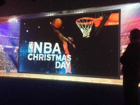 Super Christmas Day nella #SkyNBA con 5 match in diretta esclusiva