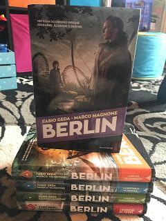Recensione [Books&Babies]: Berlin 5 - Il richiamo dell'Havel di M. Magnone e F. Geda