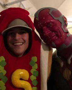 Avengers 4: Paul Bettany è Visione in una nuova foto dal set!