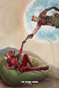Deadpool 2 – Ecco Un Secondo Poster