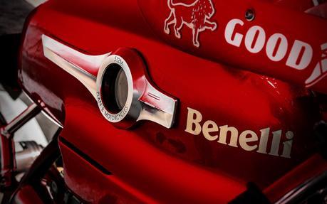 Benelli 512M