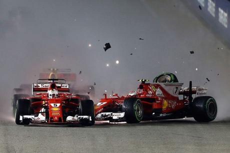 Formula 1, le 5 cose da dimenticare della stagione 2017
