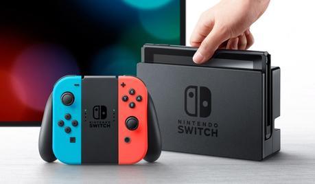I servizi online di Nintendo Switch saranno gratuiti fino all'autunno 2018 - Notizia