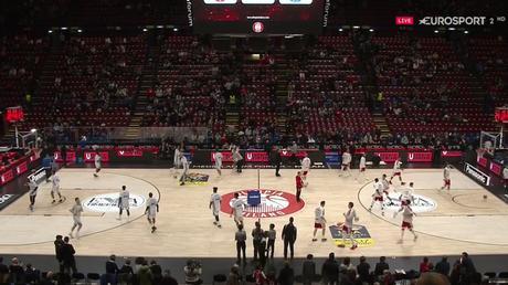 Su Eurosport il Basket Day: a Santo Stefano una grande abbuffata di basket italiano