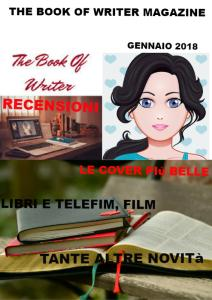 NOVITÀ THE BOOK OF WRITER 2018