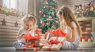 I miei auguri di Buon Natale soprattutto ai bambini perchè è la loro festa!